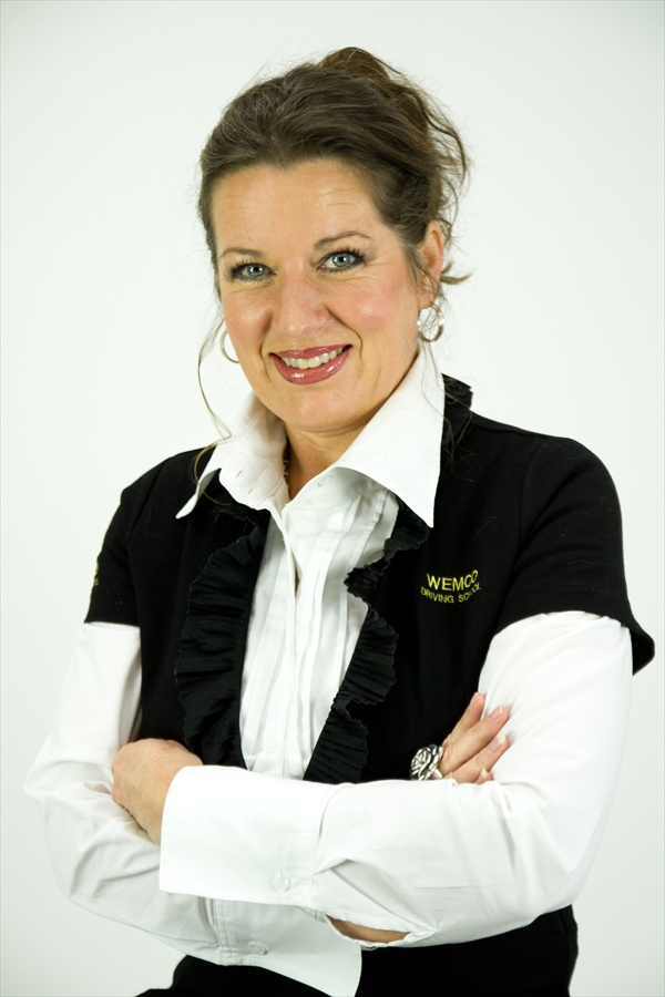 Julie Clasper CEO & Driving Instructor WEMCO DRIVING SCHOOL Melbourne Mobile 0450563180