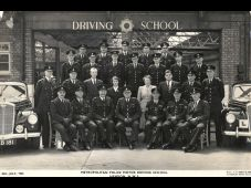 Hendon Police Driving School
